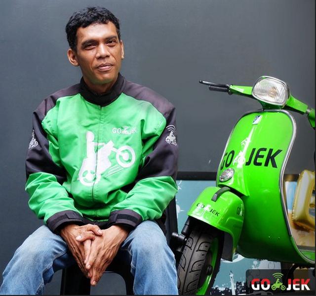 Muhammad Yunus - Driver Go-Jek Penolong Korban Bom Sarinah Jakarta