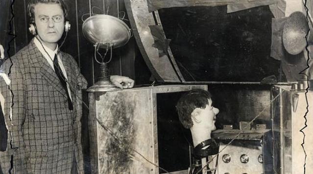 Siapakah Penemu Televisi