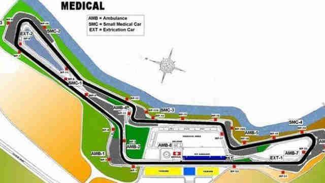 Sirkuit Sentul Batal Menjadi Tuan Rumah MotoGP 2017