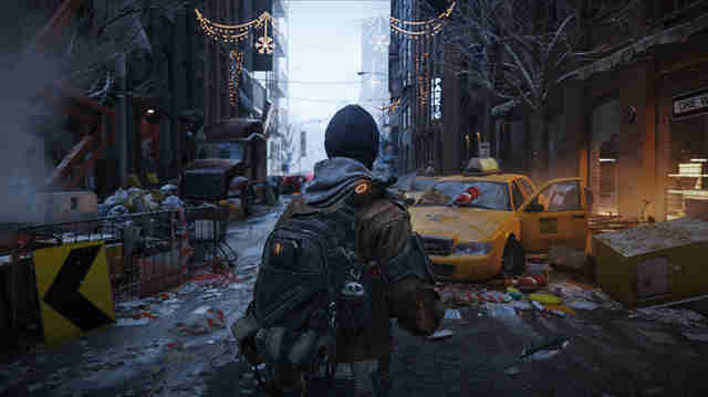 Spesifikasi Game Tom Clancy The Division
