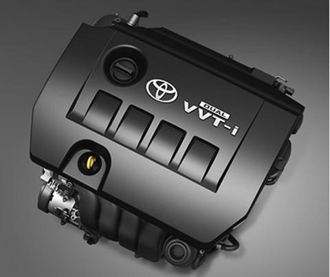 Spesifikasi Mesin Toyota New Corolla Altis 2016