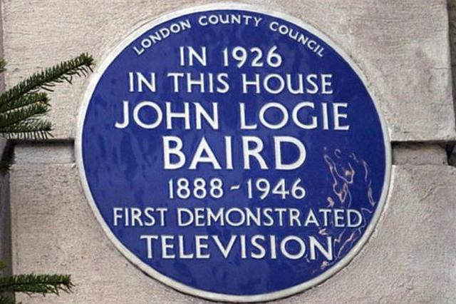 Tempat Demonstrasi tokoh di balik siapakah penemu televisi, John Logie Baird