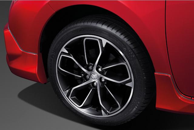 Velg Toyota New Corolla Altis 2016