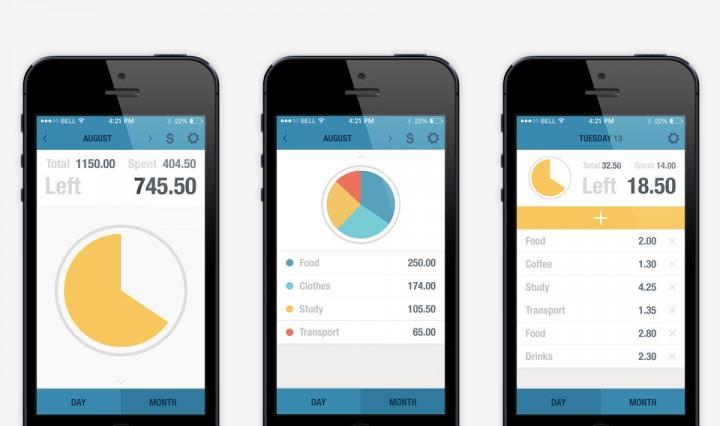 Aplikasi Keuangan Pribadi Terbaik untuk iPhone - BUDGT