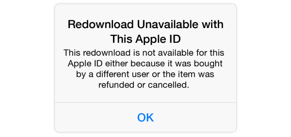 Cara Memperbaiki Masalah 'Redownload Unavailable' Di App Store iPhone