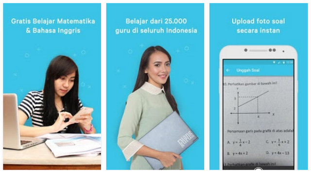 Download Aplikasi Ruang Guru