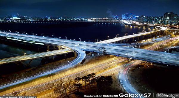 Hasil Kamera Galaxy S7