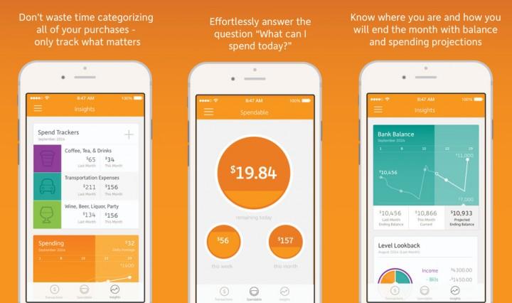 Level Money - Aplikasi Keuangan Pribadi Terbaik untuk iPhone