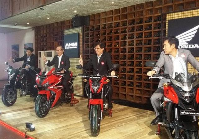 Pilihan Warna Honda CBR500R 2016 di Indonesia