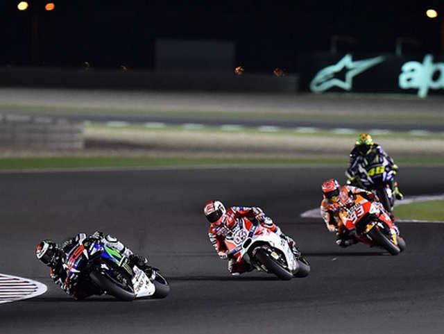 Juara di MotoGP Qatar 2016