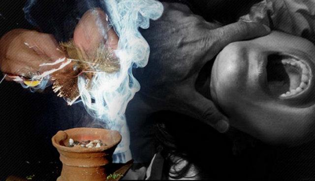 Ilustrasi: Ritual Ilmu Hitam