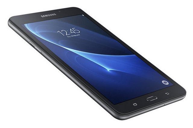 Samsung Galaxy Tab A 2016 Warna Hitam