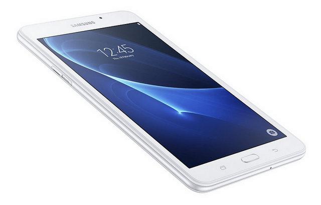 Samsung Galaxy Tab A 2016 Warna Putih