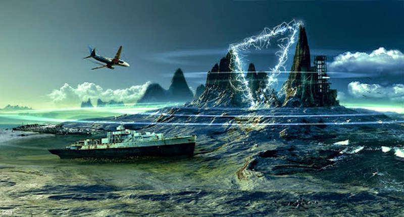 Segitiga Bermuda Diyakini Merupakan Kerajaan Iblis dan Tempat Tinggal Dajjal