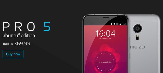 Harga Meizu Pro 5 Ubuntu Edition