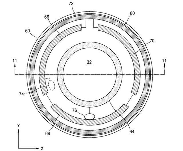 Konsep Kontak Lens Pintar Samsung 3