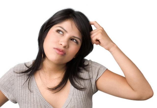 Mengapa Orang Menggaruk Kepala Saat Berpikir