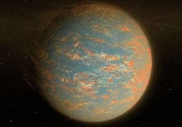 Planet 55 Cancri e, Gunung Berapi yang Melayang di Alam Semesta