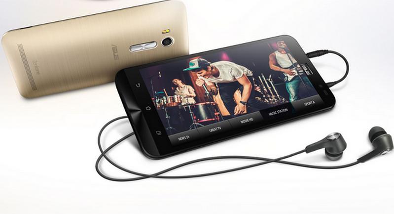 Fitur dan Spesifikasi Asus Zenfone Go TV