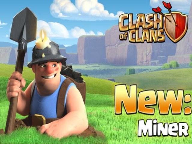 Pasukan Miner di CoC Terbaru