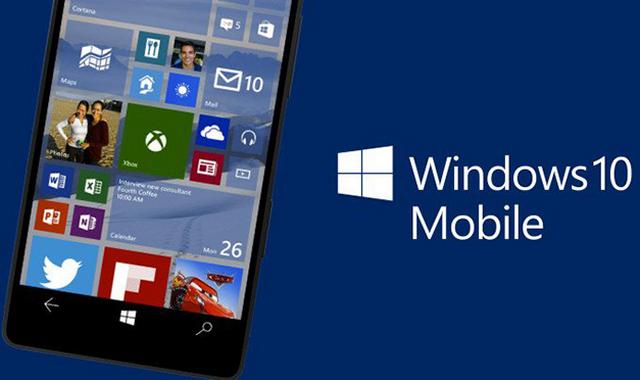 Update Windows 10 Mobile Microsoft