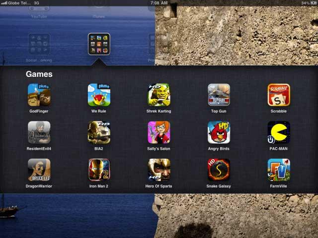 Cara Menambahkan Aplikasi Kedalam Folder iPhone