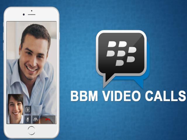 Fitur Video Call BBM Untuk Android dan iOS