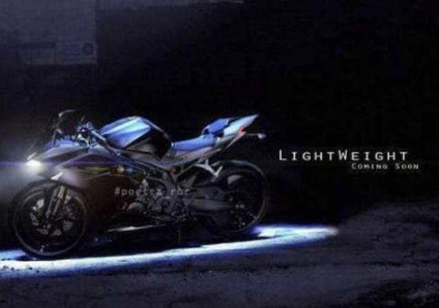 Gambar Honda CBR250RR Warna Biru Hitam
