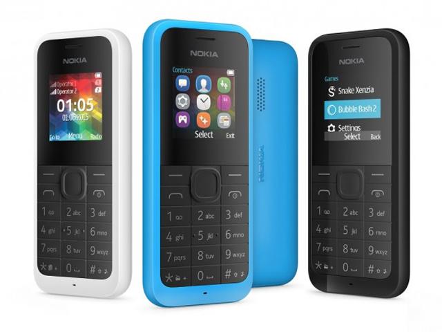 HP Nokia Murah Nokia 105 Dual SIM