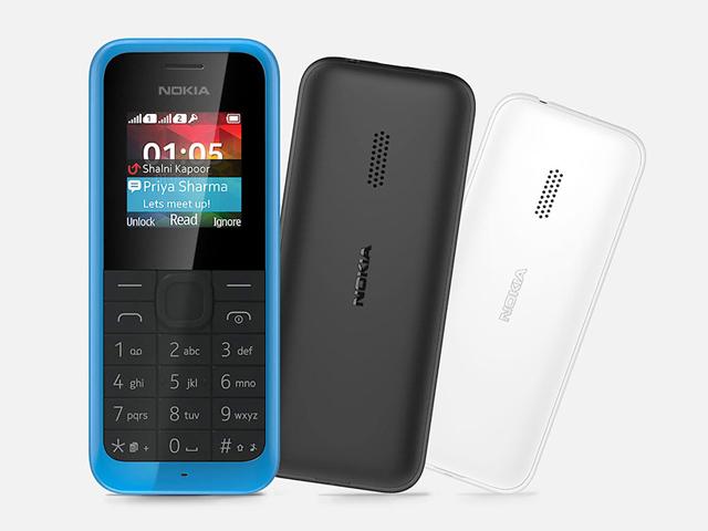 HP Dual SIM 200 Ribuan Nokia 105 Resmi Dijual Di Indonesia