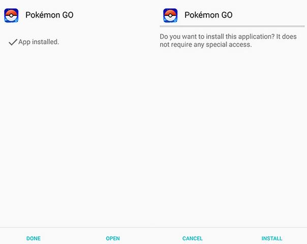 Cara Instal dan Download APK Pokemon GO di Indonesia