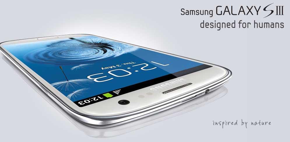 Fitur Samsung S3