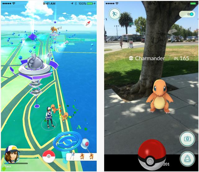 Pokemon GO Untuk iPhone