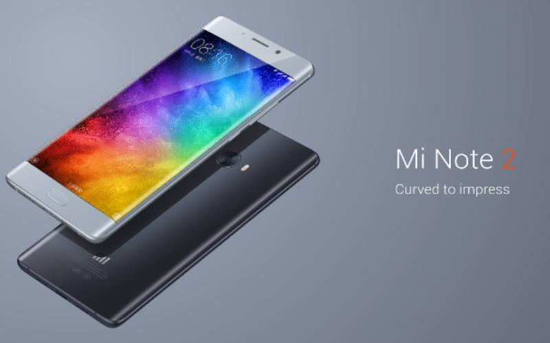 Fitur dan Spesifikasi Xiaomi Mi Note 2