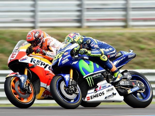 Valentino Rossi Sebut Jika Marquez Pantas Mendapat Gelar Juara Dunia MotoGP 2016.