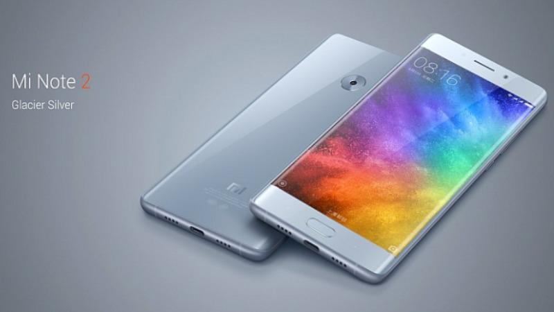 Xiaomi Mi Note Warna Putih
