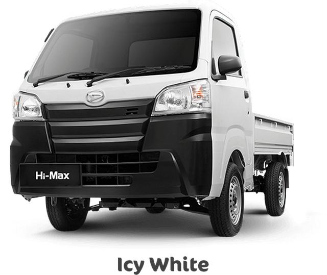 Daihatsu Himax Warna Putih