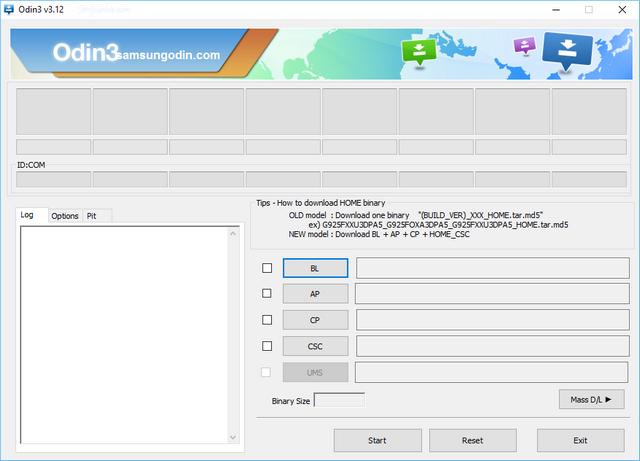 Download Odin Terbaru Aplikasi Untuk Flash HP Android