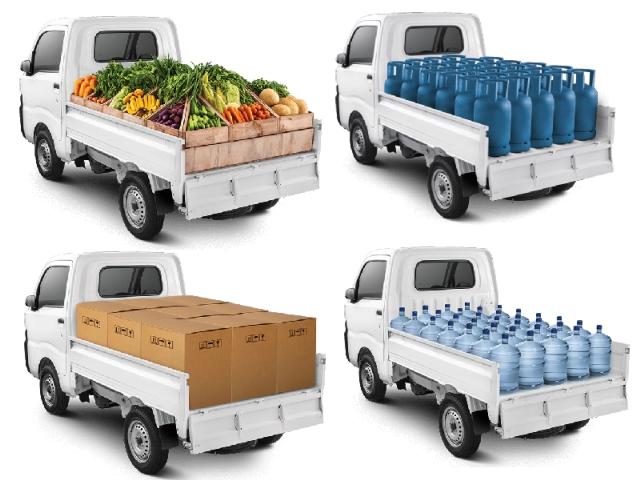 Kapasitas dan Muatan Bak Daihatsu HiMax