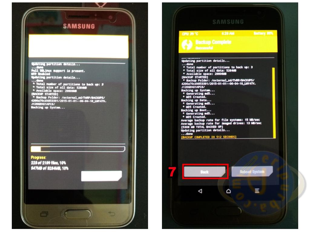 BackUp File dan Data HP Android