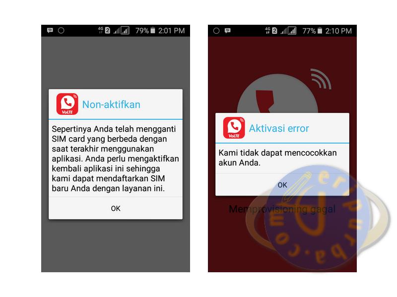 Cara Mengatasi Kartu Smartfren dan Aplikasi Smart VoLTE Tidak Bisa Nelepon dan SMS