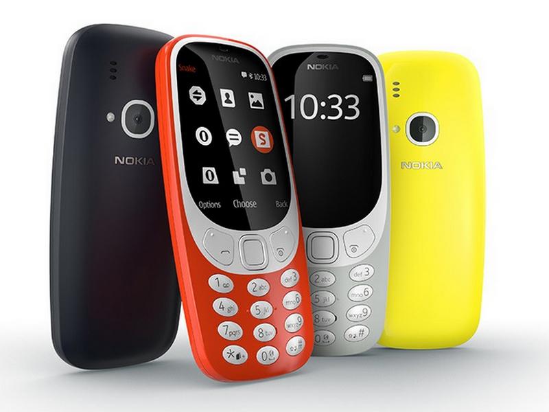 Nokia 3310 Versi Baru.