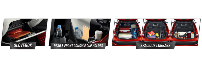 Gambar Interior Suzuki Ignis