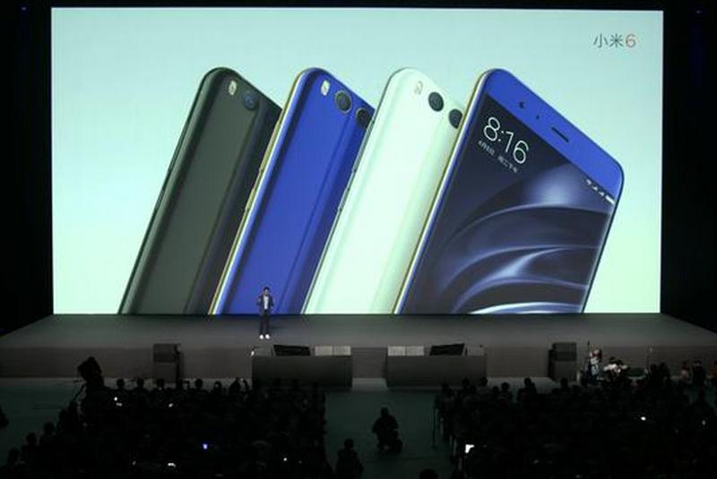 Pilihan Warna Xiaomi Mi 6
