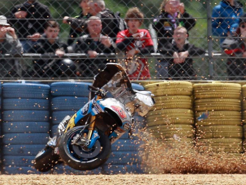 Jack Miller Alami Kecelakaan Saat FP4 MotoGP Prancis