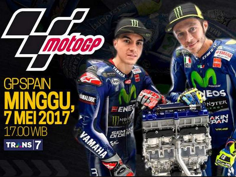Kualifikasi dan Jadwal MotoGP Spanyol 2017