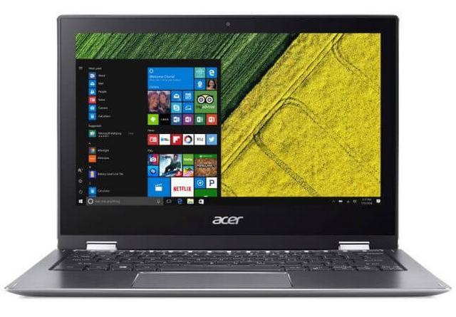 New Acer Spin 1 Notebook Konvertibel Dibawah 5 Jutaan