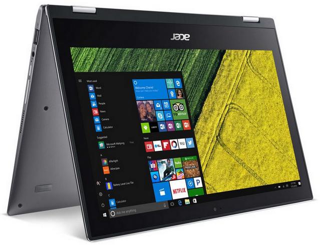 Spesifikasi dan Harga Laptop Acer Spin 1