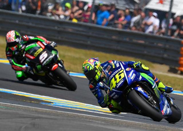 Valentino Rossi Yakin Juara Di MotoGP Italia Meski Mengalami Cedera