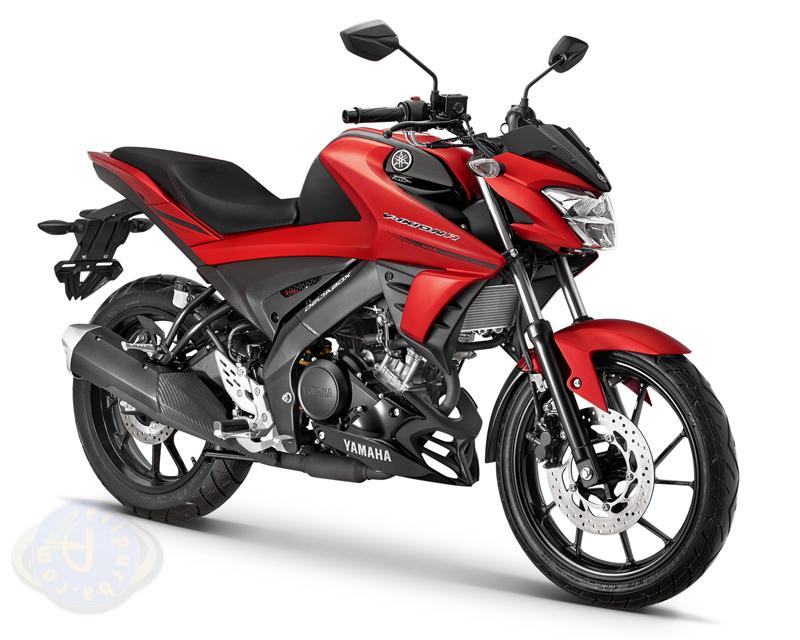 Yamaha Vixion R 2017 Warna Merah